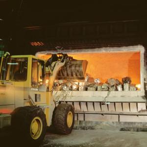 Refrattari speciali per la produzione di alluminio