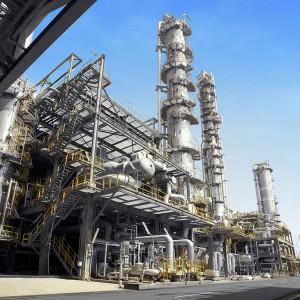 Refrattari speciali per la petrolchimica